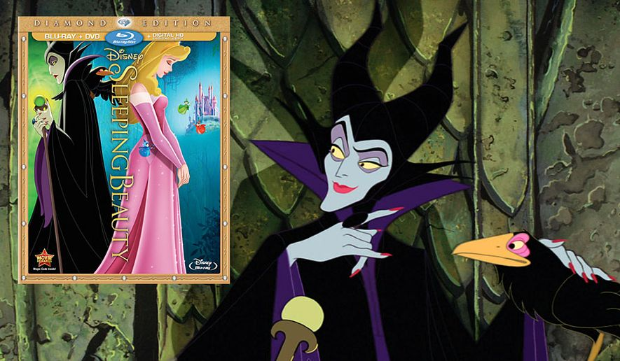 Sleeping Beauty: Diamond Edition on Blu-ray (Courtesy of Walt Disney Home Entertainment)