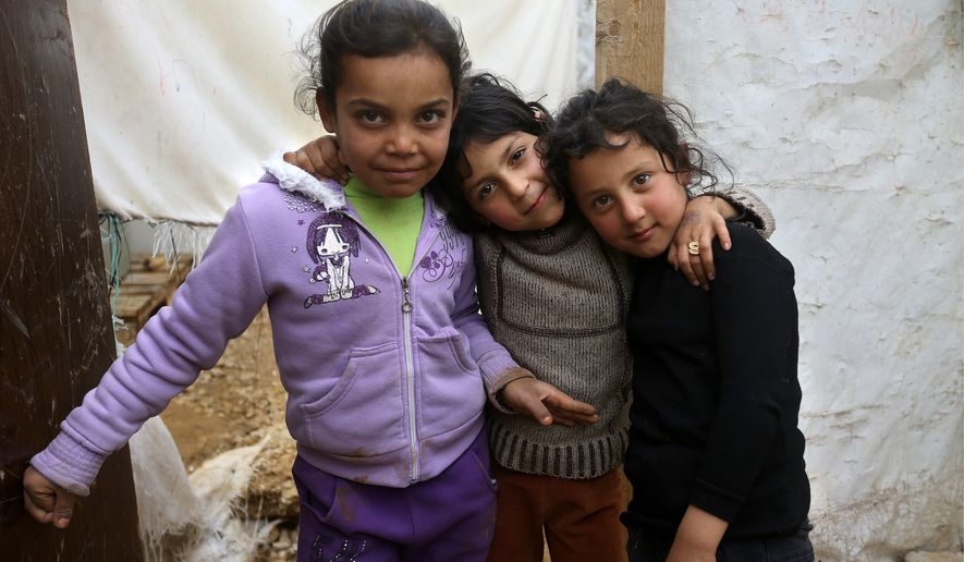 Lebanon currently hosts over 1.1 million refugees of the Syrian civil war, which equates to about a quarter of all people living within the country. Cutbacks in aid by the U.N., partly due to donor nations not coming through with promised funds, threatens to starve many such refugees. (associated press)