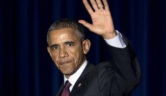 Under President Obama, the national debt crept up over $18 trillion. (Associated Press)