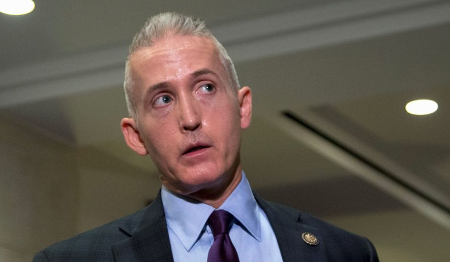 House Select Committee on Benghazi chairman Rep. Trey Gowdy, South Carolina Republican, will begin hearing testimony again next week as part of his continued investigation into the 2012 attacks that killed four Americans. (Associated Press)