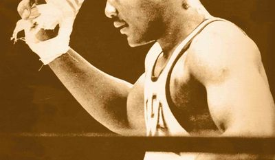 """Boxer George Foreman waved a small American flag after winning the gold medal in the 1968 Olympics. The gesture, which came in the midst of the Civil Rights Movement and protests over the Vietnam War, was criticized by some black leaders in the United States as a nod to what was considered to be the white-dominated establishment. Foreman said in an interview with the American Legion last year that his only regret about the incident was that """"I didn't wave two."""""""
