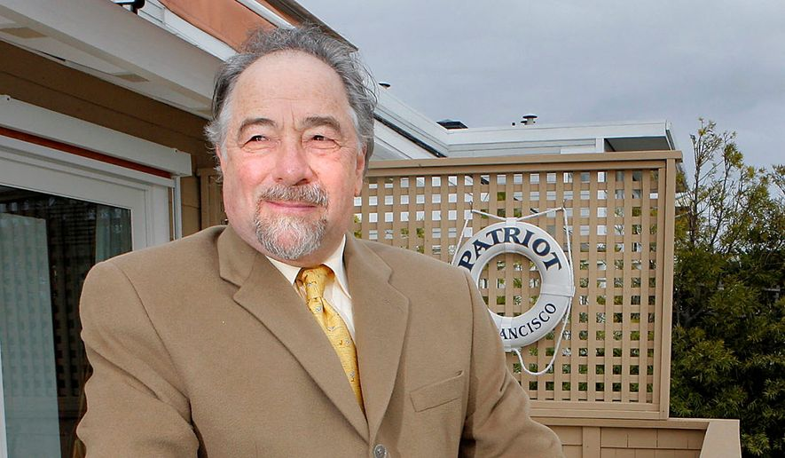 """In discussing President Obama's recent comments on police brutality, radio talk show host Michael Savage said Mr. Obama should """"ask himself how he could create trust and transparency"""" in the White House. (Associated Press)"""