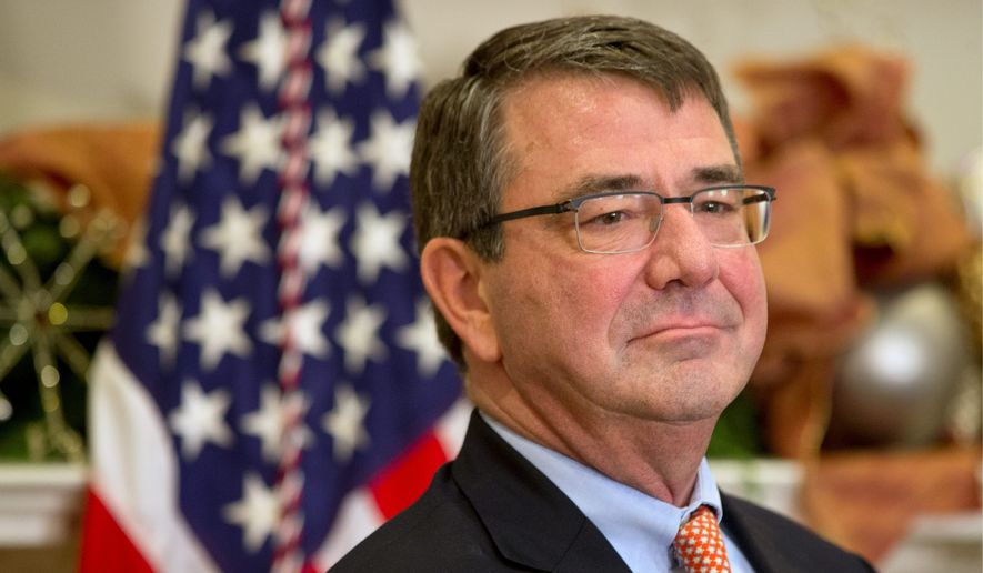 Ashton Carter, President Obama's nominee for defense secretary, is expected to cruise through his confirmation hearings, though the GOP is preparing to hit at the president's security policy and lack of vision. (Associated press)