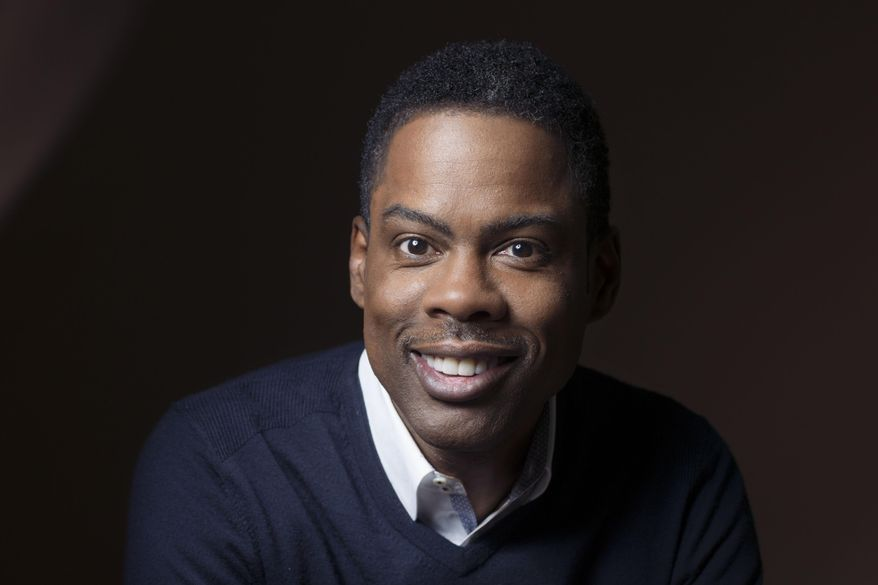 """Comedian and actor Chris Rock poses for a portrait in promotion of his forthcoming film """"Top Five"""" on Saturday, Nov. 22, 2014 in New York. (Photo by Victoria Will/Invision/AP)"""