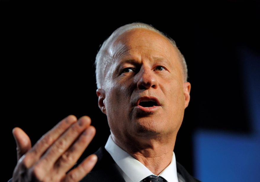 """Mike Coffman, Colorado Republican said he expects a """"critical mass"""" of whistleblowers to help in a probe mismanagement of the VA's procurement system. (Associated Press)"""