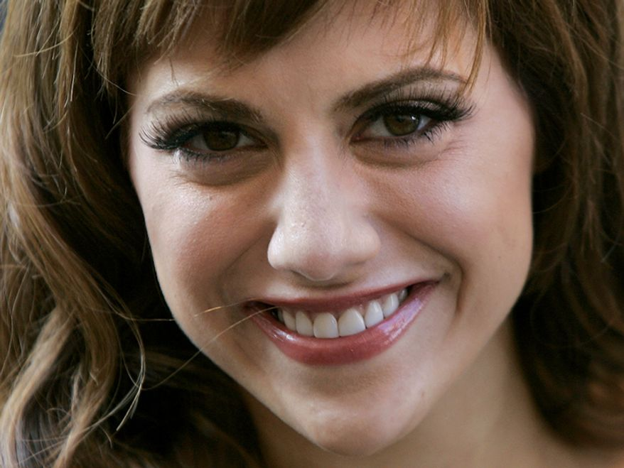 Brittany Murphy 1977-2009 -the actress died in December 2009 at the age of 32, with the cause of death still under debate. She was in numerous movies, including Girl, Interrupted, 8 Mile, and Sin City, and did a lot of voice work, including in the Fox series King of the Hill. (AP Photo/Matt Dunham, File)