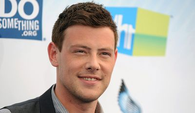 """Cory Monteith 1982-2013 This Aug. 19, 2012 file photo shows actor Cory Monteith at the 2012 Do Something awards in Santa Monica, Calif.  Monteith, who shot to fame in the hit TV series """"Glee"""" but was beset by addiction struggles so fierce that he once said he was lucky to be alive, died July 13, 2013 after an overdose of heroin and alcohol. He was 31. (Photo by Jordan Strauss/Invision/AP, File)"""
