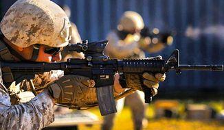 Image: Instagram, United States Marine Corps