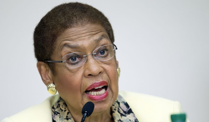 Delegate Eleanor Holmes Norton (Associated Press/File)