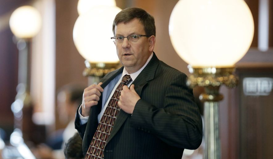 "Iowa House Speaker and incoming chair of the Republican Legislative Campaign Committee Kraig Paulsen said the GOP takeover at the state levels ""translates to better public policy [and] greater opportunity for middle-class families."" (Associated Press)"