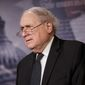 Retiring Senate Armed Services Committee Chairman Sen. Carl Levin said he's been disappointed by constant personal attacks on President Obama's foreign policy. (Associated Press)