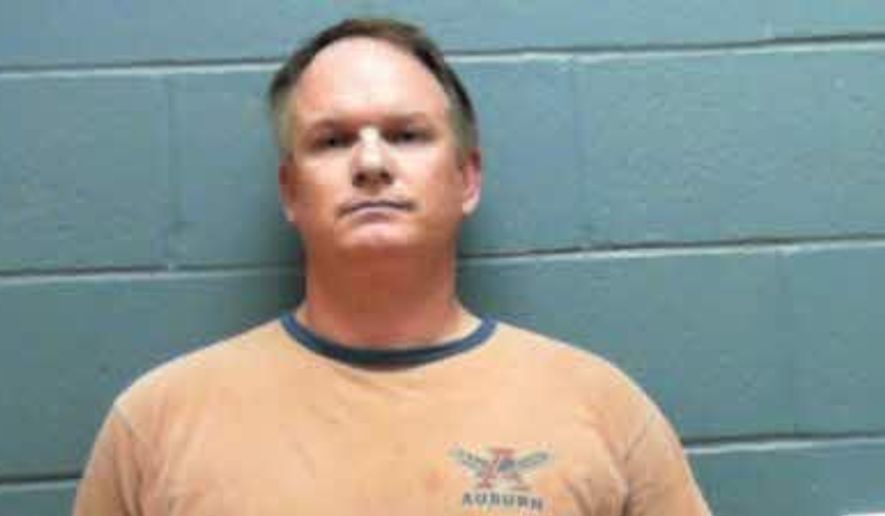 This booking photo provided by the Lee County Sheriff's Office shows Republican state Sen. Tom Whatley, of Auburn, who was arrested Tuesday, Dec. 9, 2014, on a misdemeanor domestic violence charge in Auburn, Ala. Lee County Sheriff Jay Jones says Auburn police booked Whatley into the county jail in Opelika, Tuesday night, and he was released on $500 bond Wednesday morning, Dec. 10. Jones said he was not familiar with what prompted the arrest.(AP Photo/Lee County Sheriff's Office)