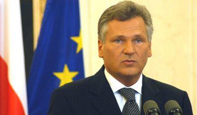 Former Polish President Aleksander Kwasniewski (Wikimedia Commons)