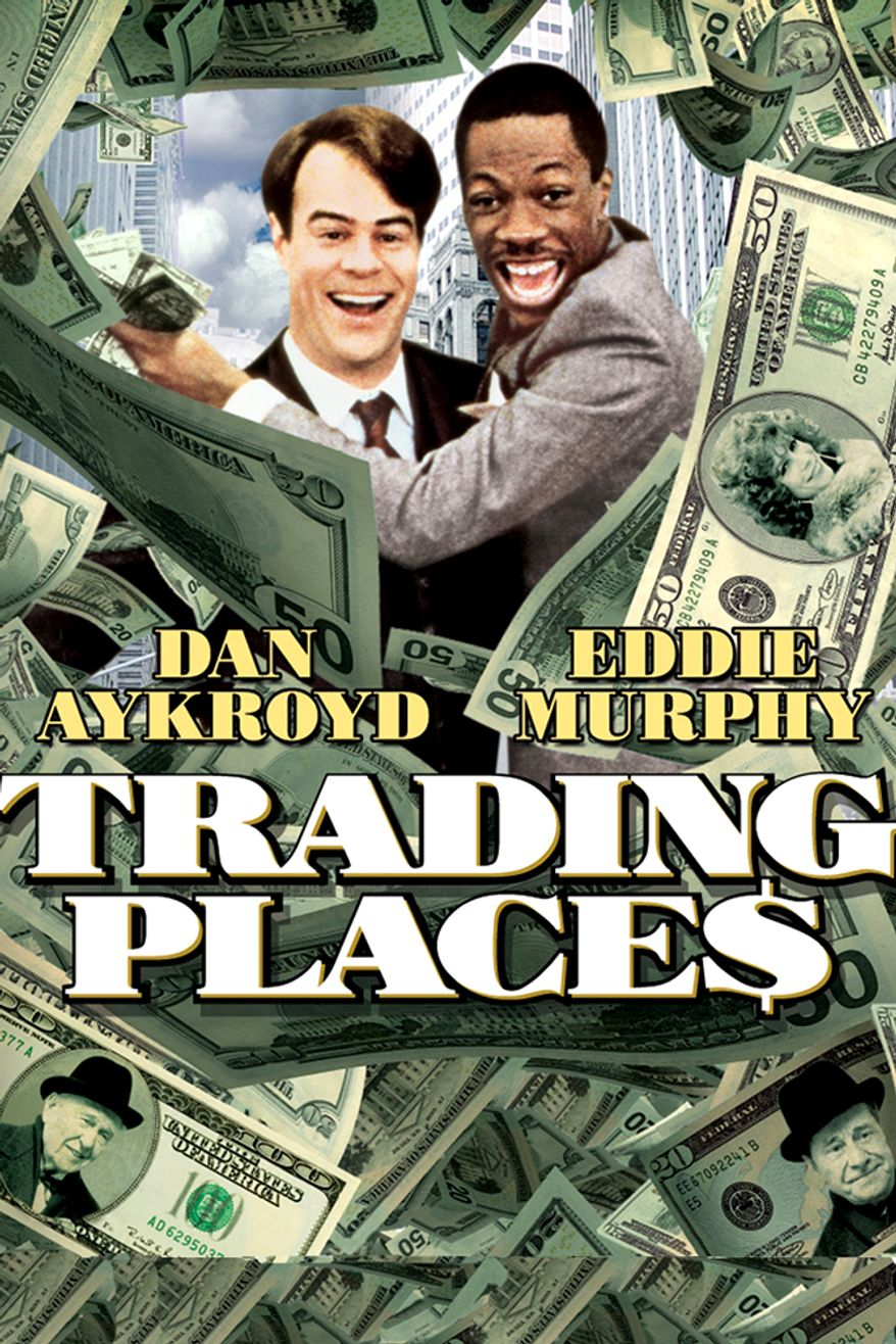 trading places 1983 a comedy directed by john landis starring dan aykroyd and - Best Christmas Movie On Netflix