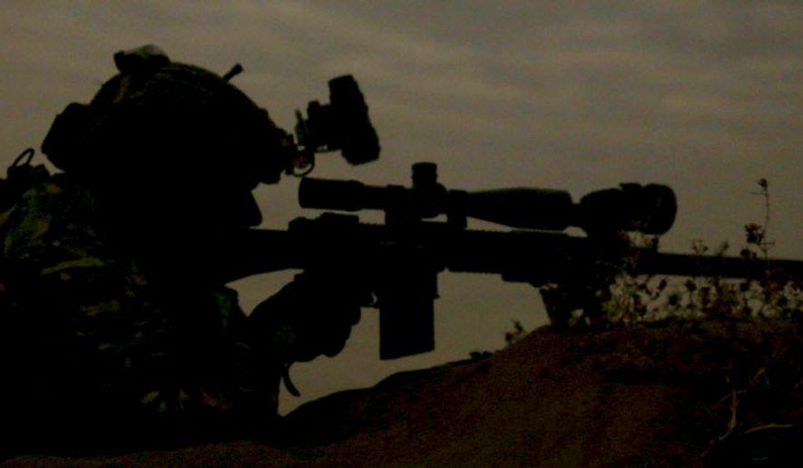 Image: Facebook, U.S. Army, 75th Ranger Regiment