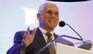 Indiana Gov. Mike Pence
