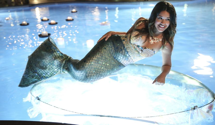 """In this image released by The CW, Gina Rodriguez portrays Jane in the new series, """"Jane The Virgin.""""  (AP Photo/The CW, Tyler Golden)"""
