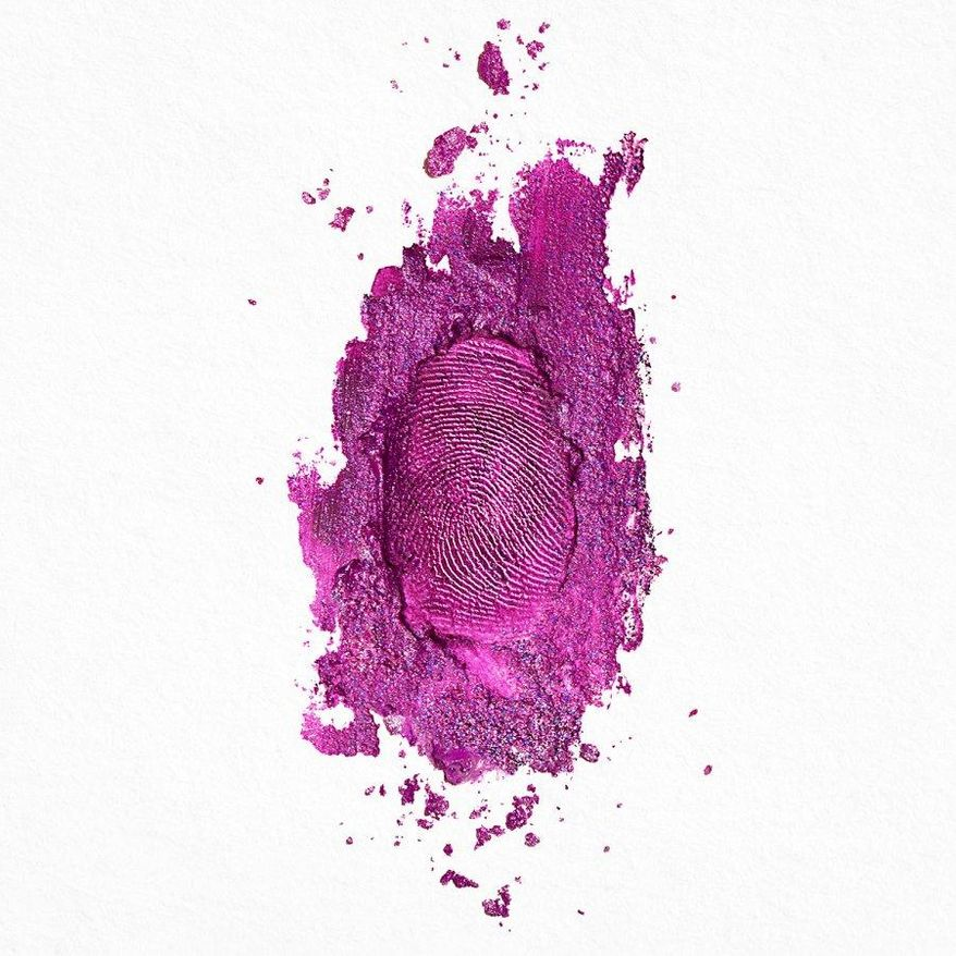 """This CD cover image released by Young Money/Cash Money/Republic Records shows """"The Pinkprint,"""" by Nicki Minaj. (AP Photo/Young Money/Cash Money/Republic Records)"""