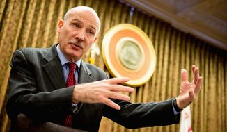 D.C. Council Chairman Phil Mendelson. (Andrew Harnik/The Washington Times) ** FILE **