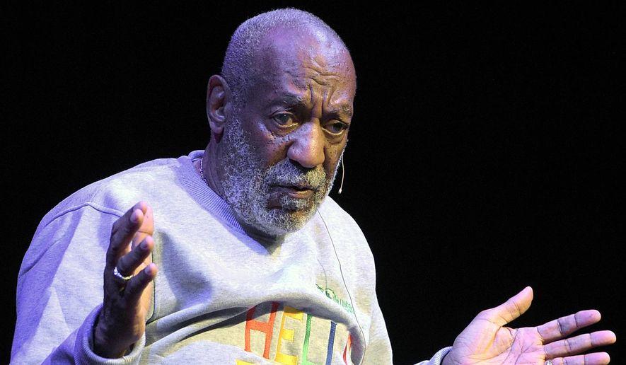 Bill Cosby (Associated Press)
