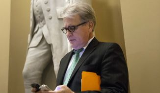"Tom Coburn cast his final vote as a senator Tuesday night, and was the first to flee the chamber floor, returning to the citizen part of ""citizen legislator."" By Wednesday afternoon he was back in Oklahoma, driving to his home in Muskogee. (Associated Press)"