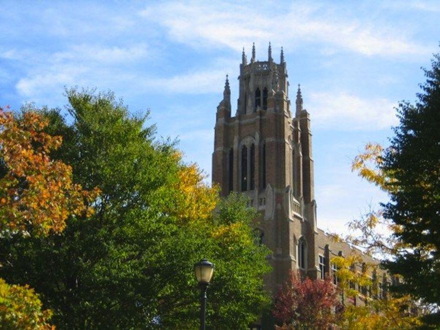 Marquette Hall (Wikipedia)