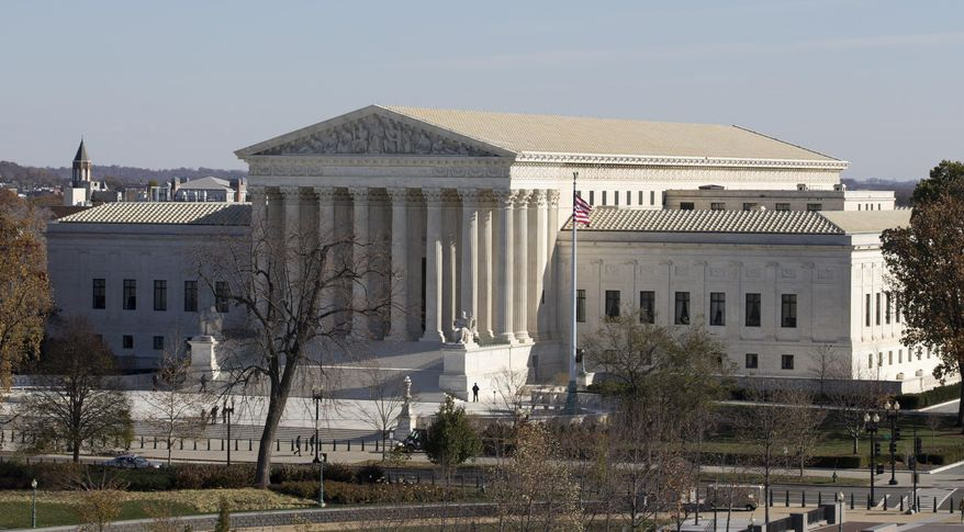 A Supreme Court ruling next year may cut off Obamacare's subsidies to two-thirds of the states.  (AP Photo/Carolyn Kaster, File)