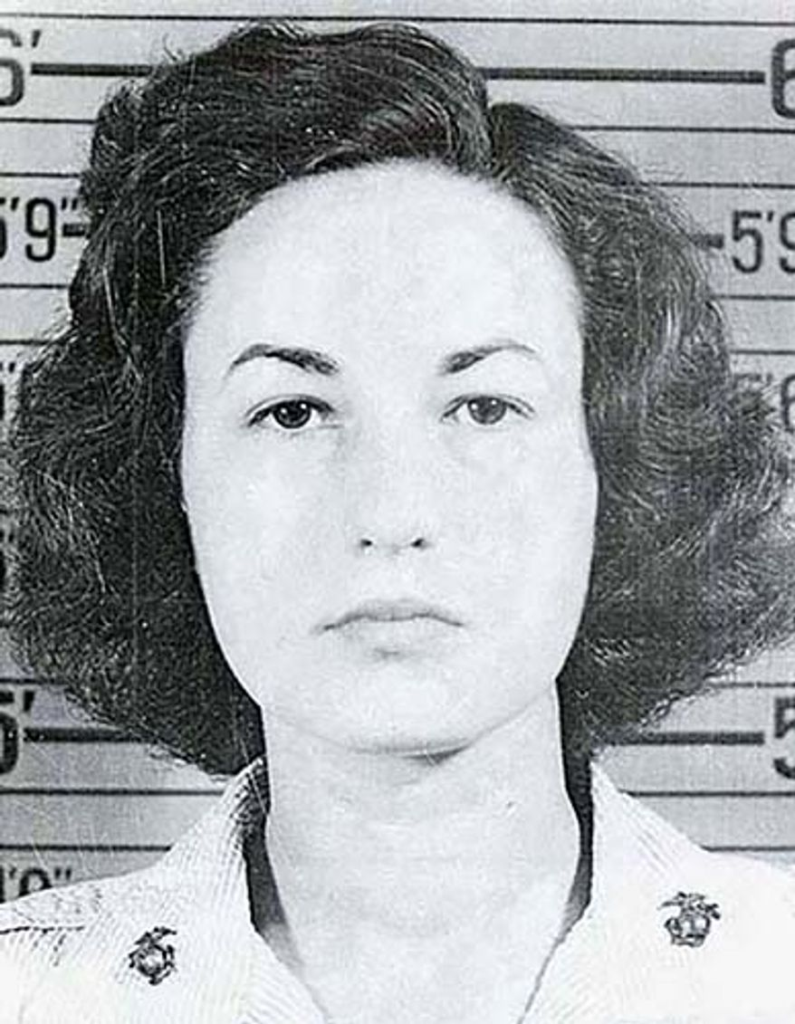 Beatrice 'Bea' Arthur was born on May 13, 1922, in New York City.  During World War II, she served in the United States Marine Corps.