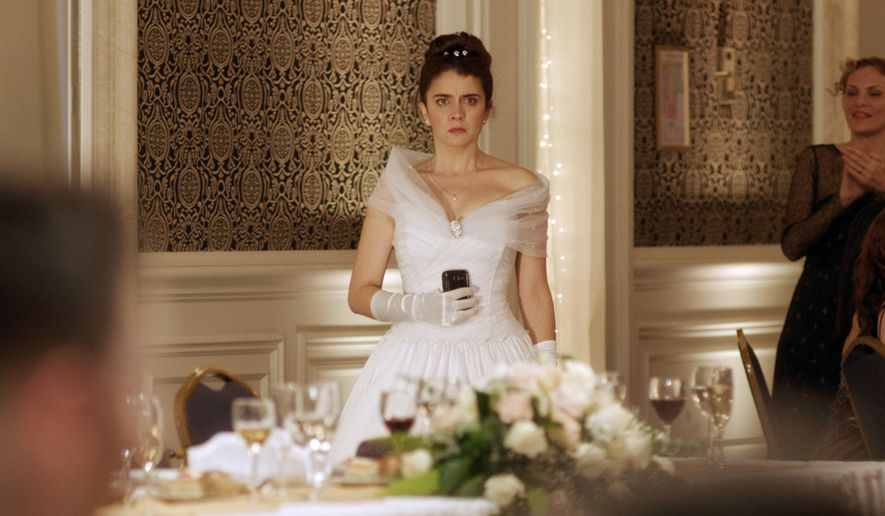 "In this image released by Sony Pictures Classics shows Erica Rivas in a scene from ""Wild Tales,"" one of nine films in contention for an Oscar nomination for best foreign film. (AP Photo/Sony Pictures Classics)"