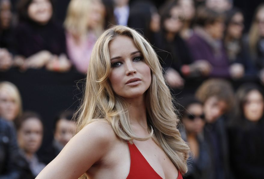 Jennifer Lawrence was ranked #1 in FHM's 100 Sexiest. Actress Jennifer Lawrence arrives before the 83rd Academy Awards on Sunday, Feb. 27, 2011, in the Hollywood section of Los Angeles. (AP Photo/Matt Sayles)