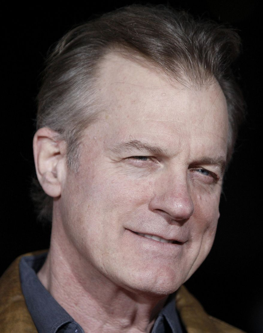 "FILE - In this Sunday, Nov. 9, 2008, file photo, Stephen Collins arrives at the premiere of ""Defiance,"" during AFI Fest, in Los Angeles. In an interview with Yahoo's Katie Couric posted online Friday, Dec. 19, 2014, Collins said he's not a pedophile and insists he has inappropriately touched a minor just once, describing himself instead as someone suffering from ""exhibitionist urges"" and ""big boundary issues."" (AP Photo/Matt Sayles, File)"