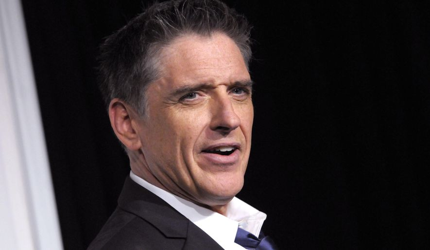"""FILE - In this Dec. 1, 2012 file photo, Craig Ferguson appears backstage at the Grammy Nominations Concert, in Los Angeles. Ferguson will spend tomorrow's future yesterdays (as his theme song proclaims) somewhere other than """"The Late Late Show."""" Friday Dec. 19, 2014 was his last hoorah after a decade as host of the CBS talk show.  (AP Photo/Dan Steinerg, File)"""