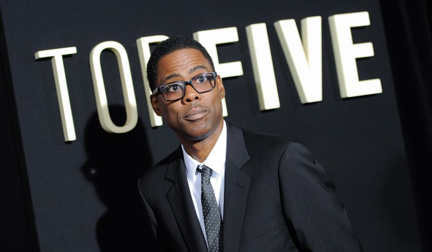 Actor Chris Rock and his wife of nearly 20 years have announced that they are divorcing. (Photo by Evan Agostini/Invision/AP, File)