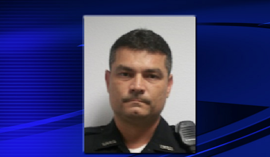 "Tarpon Springs Officer Charles ""Charlie K"" Kondek, 45, was fatally shot early Sunday morning in Tarpon Springs, just hours after two NYPD officers were killed in Brooklyn. (Bay News 9)"