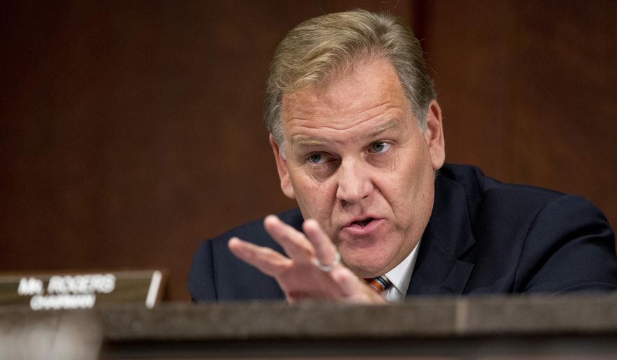 House Permanent Select Committee on Intelligence Chairman Rep. Mike Rogers, Michigan Republican, took President Obama to task for going to Hawaii for vacation right after North Korea's cyberattack against Sony.  (AP Photo/Manuel Balce Ceneta, File)