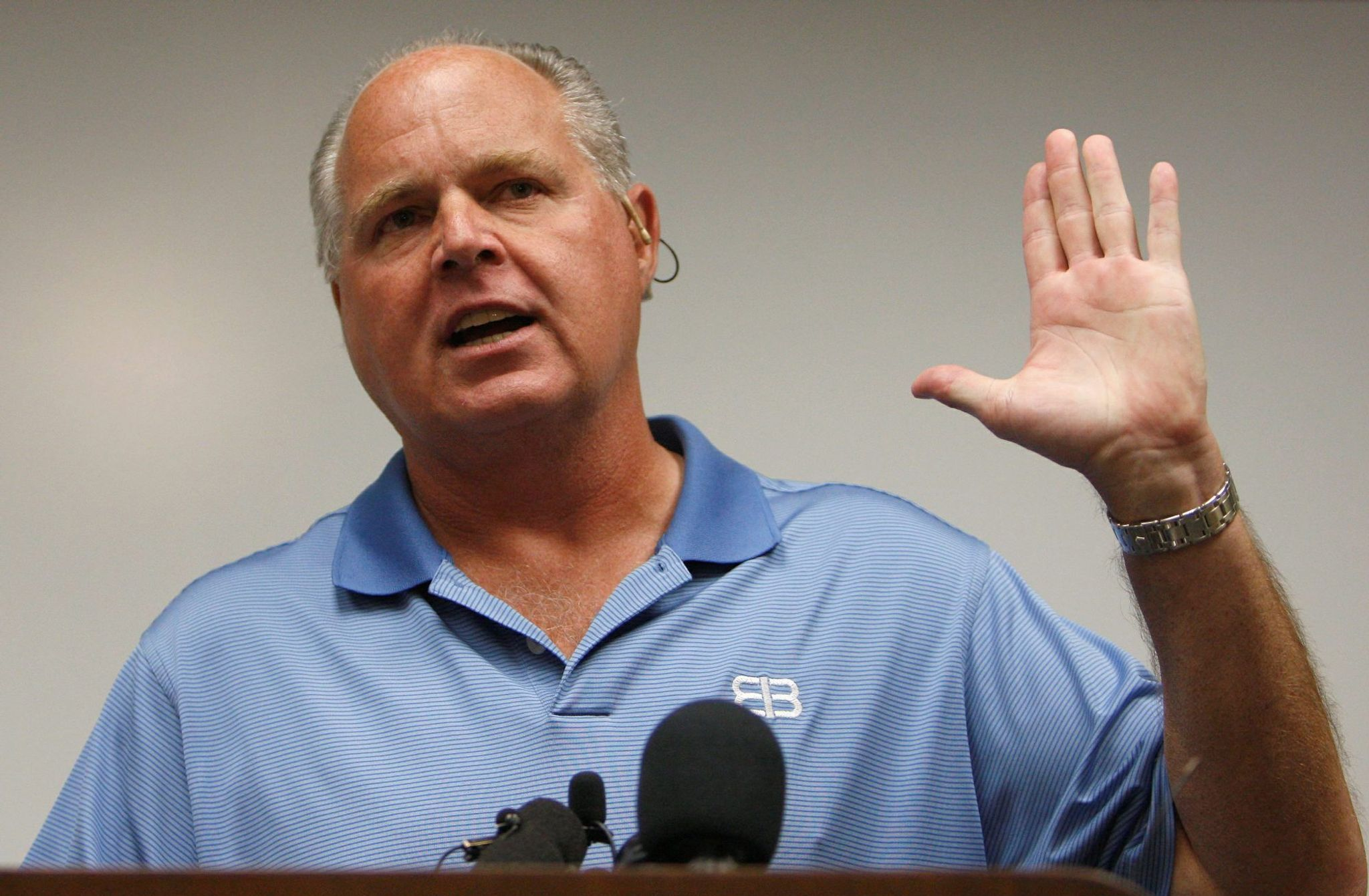 Limbaugh conducts experiment on Trump fans: 'This is exactly what I was expecting'