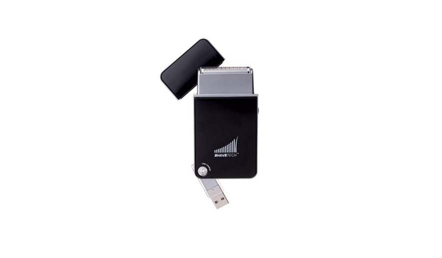 ShaveTech USB razor