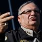 Maricopa County, Arizona, Sheriff Joe Arpaio will allow inmates in his district to enjoy popcorn during Sunday's Super Bowl.  (Associated Press)