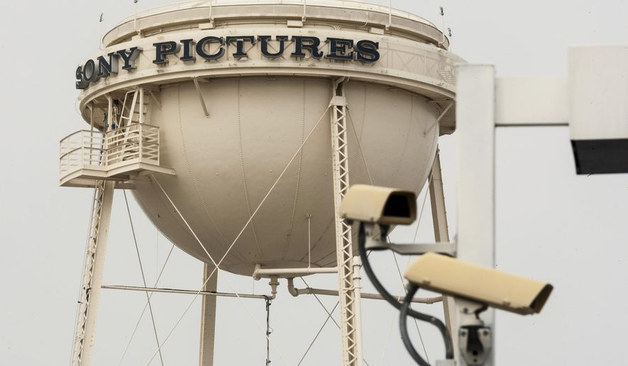 "FILE - This Dec. 18, 2014, file photo shows the Sony Pictures Studios' water tank in Culver City, Calif. Sony's flip-flop decision on releasing ""The Interview"" shows the studio is working furiously to try to chart the right course through political and public-opinion minefields. It's not yet clear whether this will be enough to repair Sony's image, but the decision will at least give the movie-going public a chance to send North Korea a protest message. (AP Photo/Damian Dovarganes, File)"