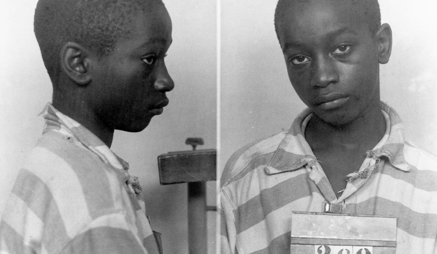 FILE - This undated file photo provided by the South Carolina Department of Archives and History shows George Stinney Jr., the youngest person ever executed in South Carolina, in 1944. South Carolina state judge Carmen Mullen, in a Dec. 7, 2014 ruling, vacated Stinney's conviction in the death of two young girls and cleared his name. While Mullen could have waived the case because of the passage of time, friends and associates say that is not her way. (AP Photo/South Carolina Department of Archives and History, File)