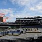 Air temperature and ice consistency will be a constant concern when the Washington Capitals face the Chicago Blackhawks in Thursday's Winter Classic at Nationals Park. (Associated Press)