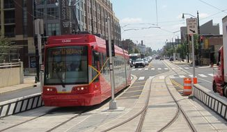 The new H Street streetcar line in the District may be scrapped after an outside review of the project.