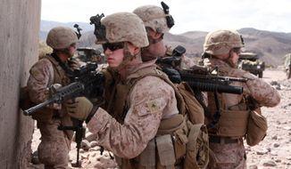 Image: (U.S. Marine Corps)