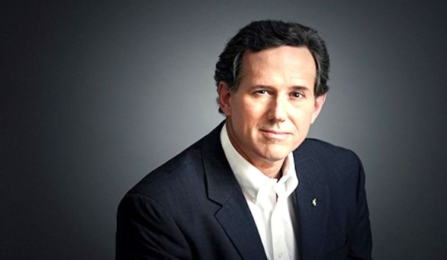 Rick Santorum is among 40 speakers at an upcoming tea party convention in South Carolina. (Rick Santorum/Patriot Voices)