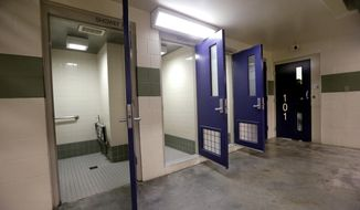 President Obama said he hopes states will reform practices on solitary confinement as well. (Associated Press/File)