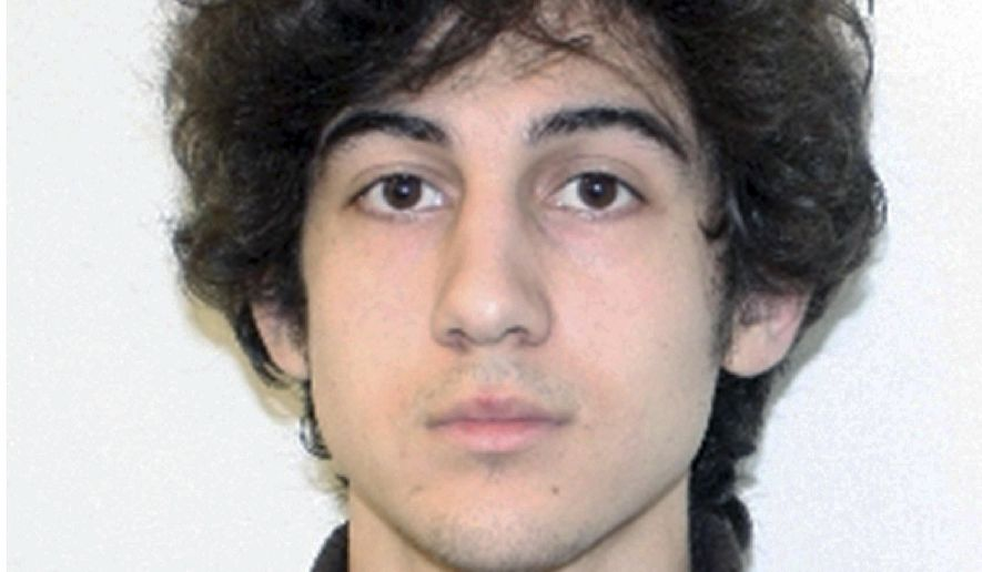 FILE - This file photo provided Friday, April 19, 2013 by the Federal Bureau of Investigation shows Boston Marathon bombing suspect Dzhokhar Tsarnaev. Jury selection for Tsarnaev's trial is scheduled to begin on Monday, Jan. 5, 2015, in federal court in Boston. (AP Photo/FBI, File)