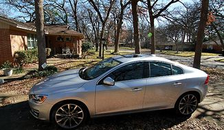 Like all Volvos, the 2015 Volvo S60 is all about style, luxury and the art of being. Volvo has put much attention into constant consumer safety, and in this S60 it is no different. The Volvo S60 has received excellent crash test scores, but even better you still get a strong engine and quality design. (Photo by Rita Cook)