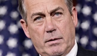 John Boehner (Associated Press)