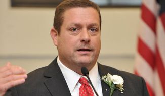 Kirby Delauter, a Republican councilman in Frederick County, Maryland (kirbydelauter.com)