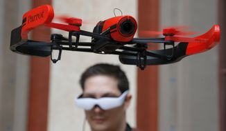 Small, increasingly cheap drones have become wildly popular for recreation, and it's unclear how the FAA will regulate operators who want to use the vehicles for that purpose alone. (Associated Press)